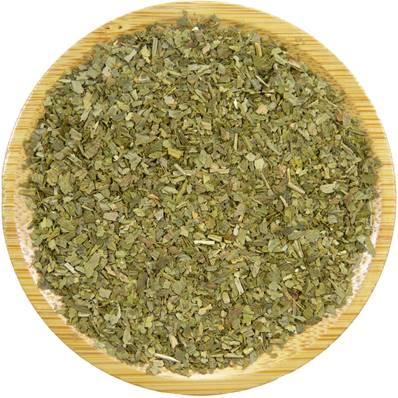 Organic Ginkgo Biloba Leaf Tea Bag Cut 0.5-1.8mm RCL