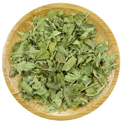Organic Lemon Verbena Leaf Loose Cut 4-10mm
