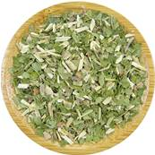 Organic Blackcurrant Leaf Pyramid Cut 4-6mm
