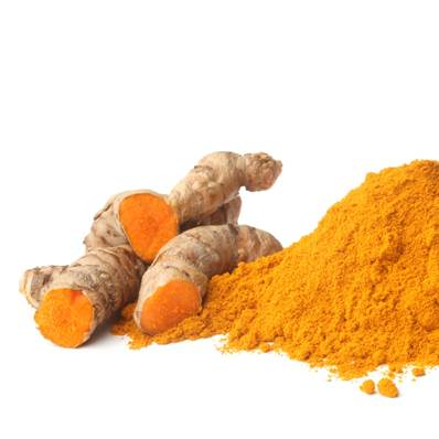 Organic Turmeric Rhizome Powder 300µm Heat Treated 5% Curcumin