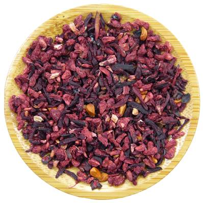 Organic Pink Delight Herbal Blend