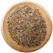 "Organic ""A better you"" Herbal Blend 0.5-2.0mm"