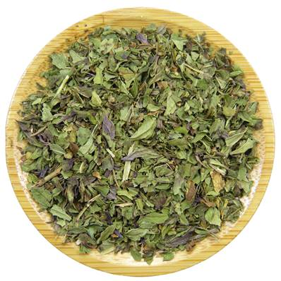 Peppermint Leaf Tea Bag Cut 1-4mm