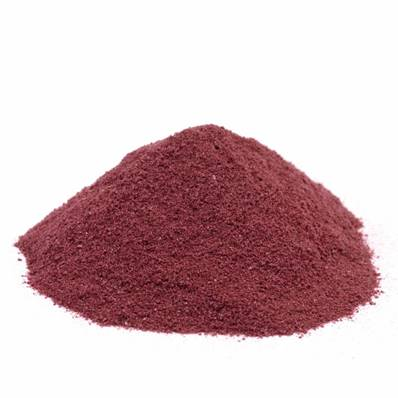 Elderberry Juice Powder With Anti-Caking Agent