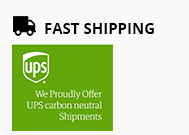 Fast Shipping of the Ingredients